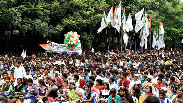 TMC students wing continues anti-CAA demonstration for fifth consecutive day