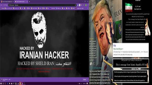 Iranian hackers claim breach of US govt website in retaliation for airstrike