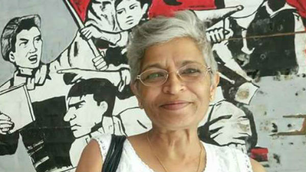 Gauri Lankesh murder case: Maharashtra Police to seek info on accused held in Jharkhand