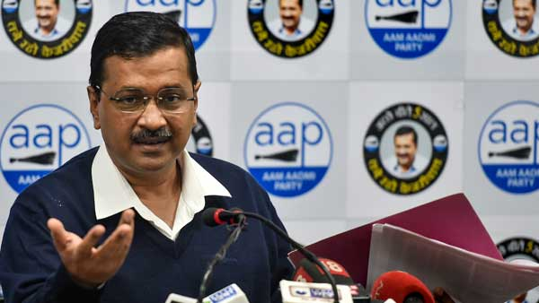 Delhi elections: We give services, not corruption says Kejriwal