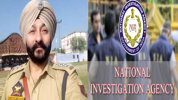 NIA takes over case against Davinder Singh, three Hizbul terrorists