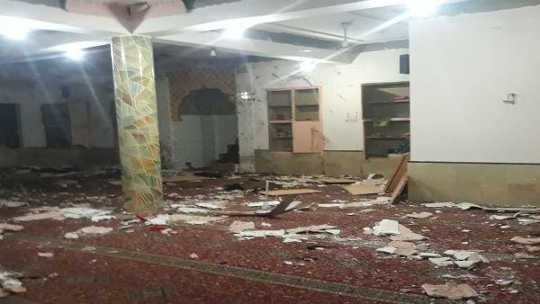Pakistan: 15 killed, 20 injured in blast at mosque in Quetta
