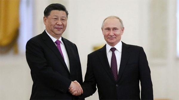 Rulers for life: The challenge posed by. Putin, Xi becoming rulers for life
