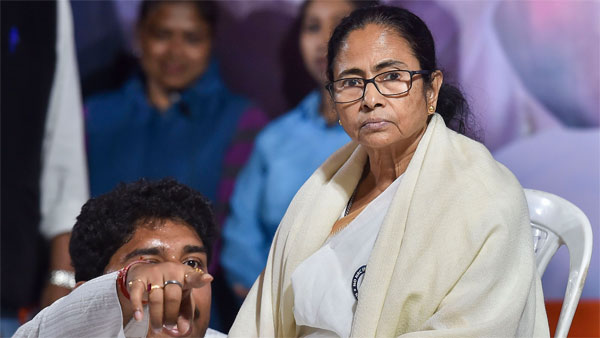 Attempts being made to terrorise anti-CAA protesters: Mamata Banerjee
