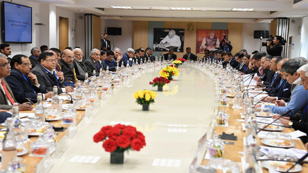 Ahead of Union Budget, PM Modi chairs meeting with top economists