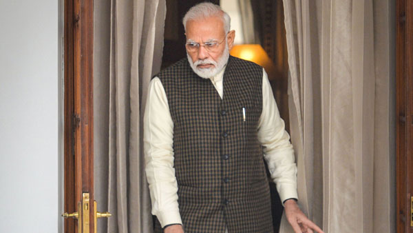PM Modi's residence likely to be shifted so that he can walk to office from home