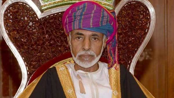The sultan who shielded Oman from the region's turmoil