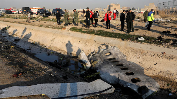 Iran blames human error, says it unintentionally shot down Ukrainian jetliner