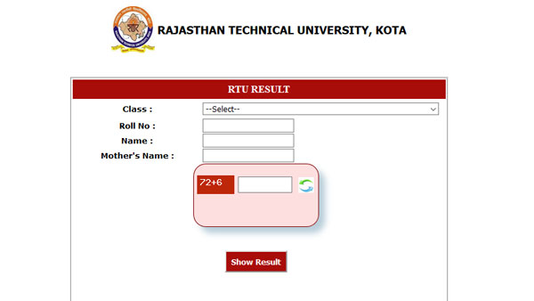RTU B Tech 2019 semester exam: Full list of results declared