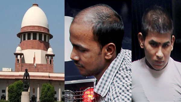 SC to hear curative pleas of Nirbhaya convicts Mukesh, Vinay on January 14