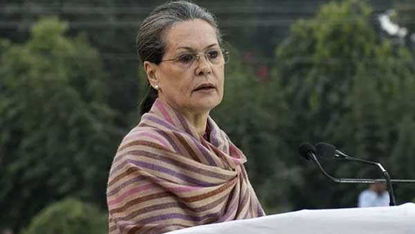 Sonia's R-Day message: Preserve the Constitution of India