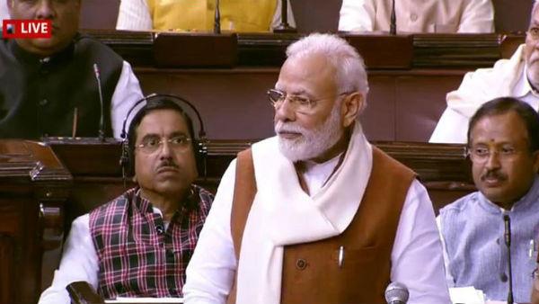 PM Modi defends NPR, CAA in Rajya Sabha, slams Opposition for spreading 'misinformation'