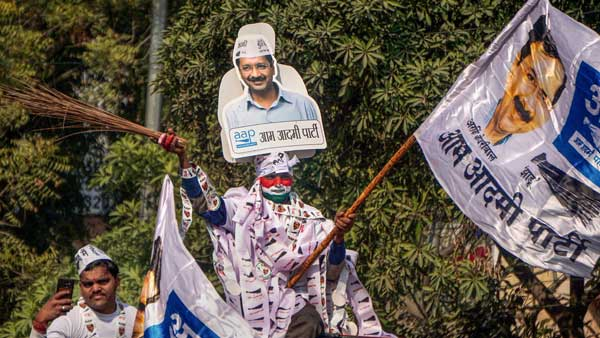 Delhi exit poll results 2020 : ABP News-CVoter predicts another term for Kejriwal
