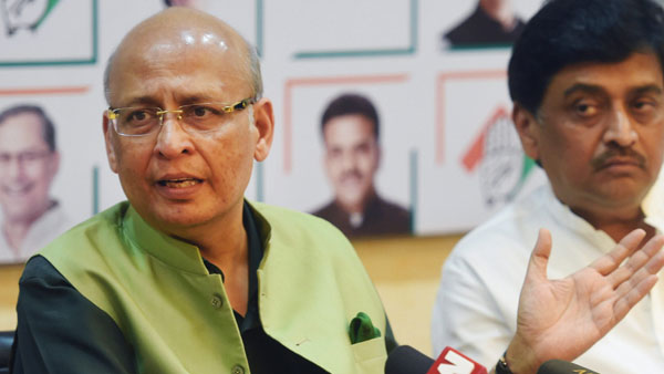 'Every attack on India's sovereignty must be thwarted': Singhvi backs Abrahams deportation