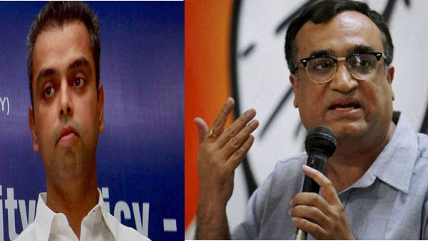 Infighting between Congress leaders: Ajay Maken slams Milind Deora for supporting Arvind Kejriwal
