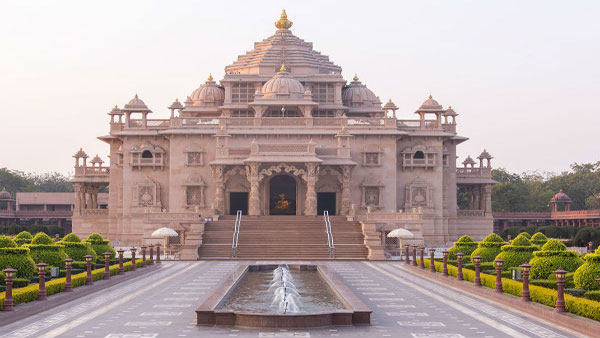 File photo of Akshardham