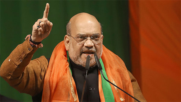 File photo of Amit Shah