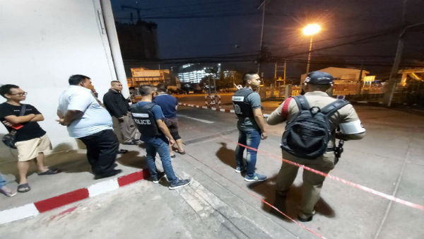 Dozens evacuated from thai mall after gunman goes on shooting spree, kills 20