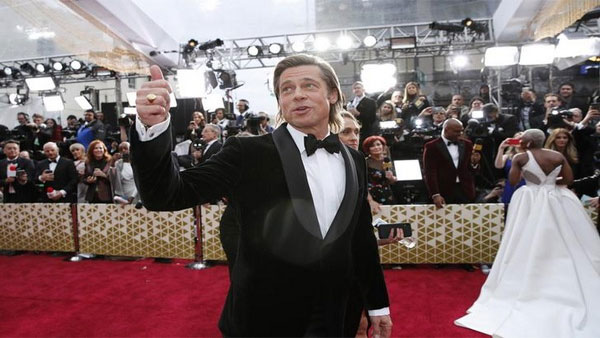 Hallelujah! After 33 years into acting career, Brad Pitt takes home first-ever Oscar