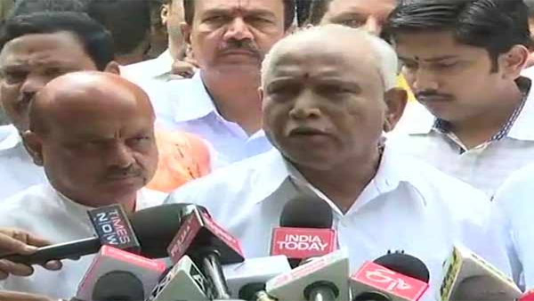K'taka new minister's portfolio allocation will be done on Monday: BSY