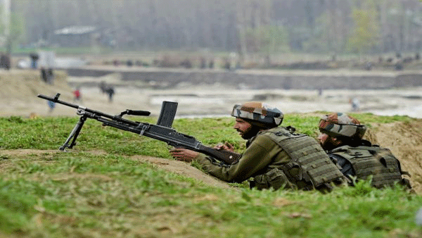 In 276 days, Pakistan violated ceasefire 2,335 times