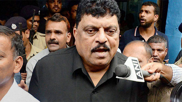 File photo of Churchill Alemao