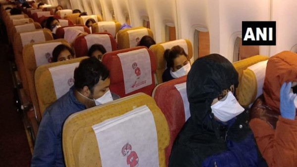 Coronavirus: Special Air India flight to airlift stranded Indians from Wuhan lands in India