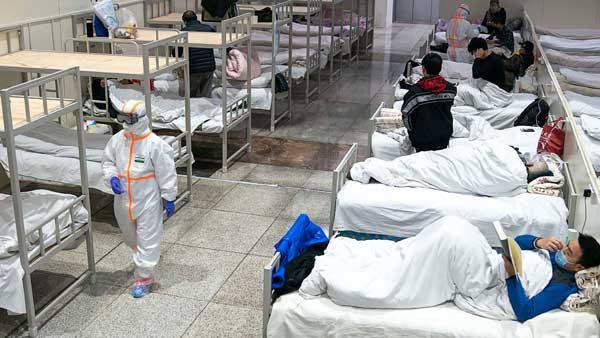 Coronavirus death toll in China touches 803, cases exceed 37,000