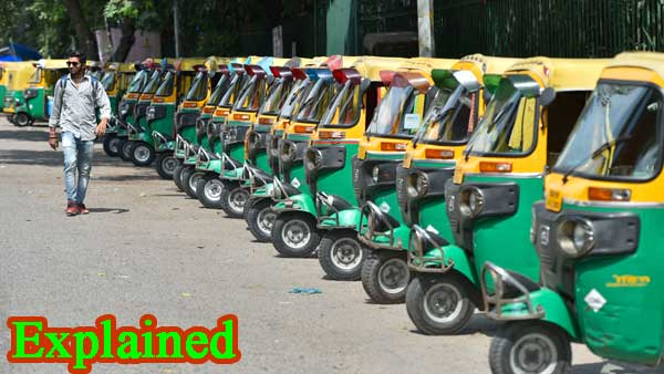 Explained: In capital's poll race, how auto drivers will play a crucial role