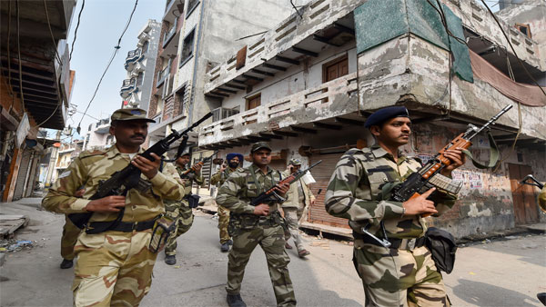 Delhi Police were caught off guard by sudden mobilisation of mob of 20,000: Intel assessment