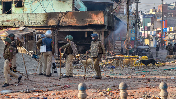 Death toll in Delhi violence rises to 20