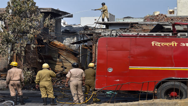 Delhi violence: Fire service received 19 calls from violence-hit areas