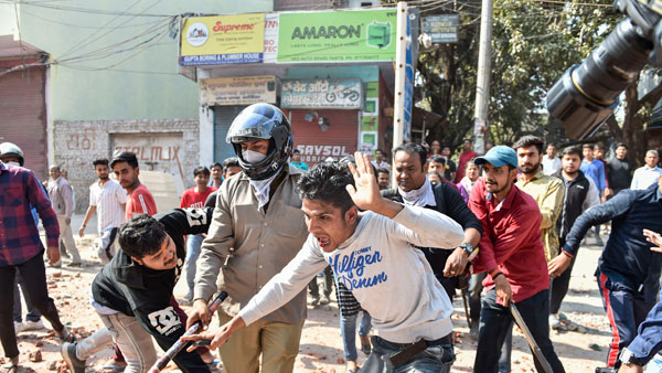 Aligarh to Delhi: Violence staged by anti citizenship law protesters says IB report