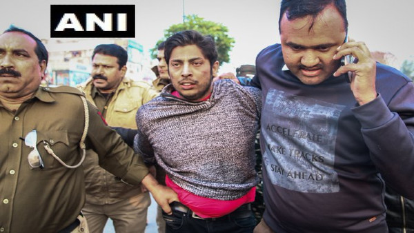 Police arrest man who fired bullets at Shaheen Bagh