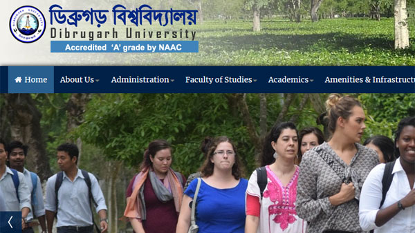 Dibrugarh University 2020 Result: How to download