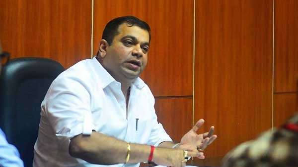 Goa's Independent MLA Khaunte held for threatening BJP leader