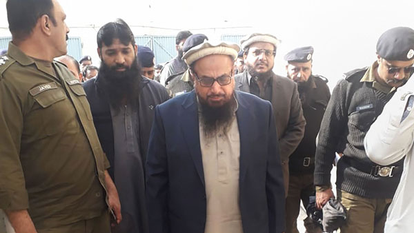 Conviction of Hafiz an important step towards holding LeT accountable: US