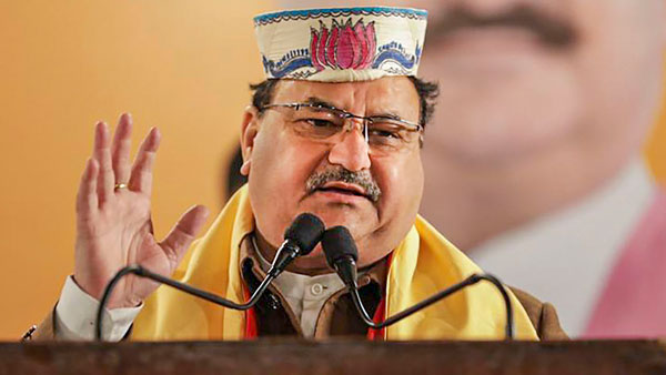 Be ready for BJP vs all: JP Nadda speaks on fallout with Shiv Sena, dubs Uddhav govt as unnatural
