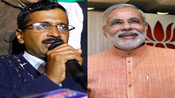 Kejriwal invites Modi for his swearing-in ceremony on Sunday