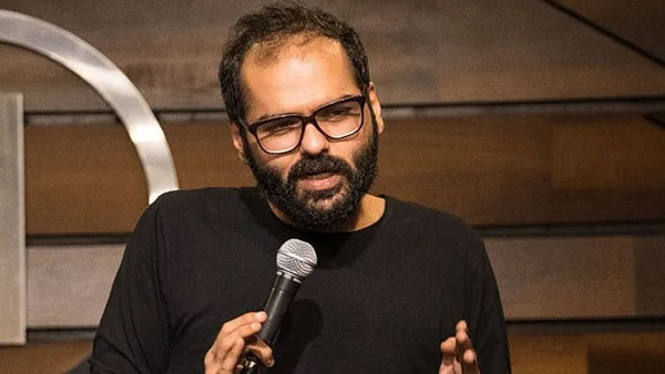 Kunal Kamra banned by Vistara for heckling TV anchor