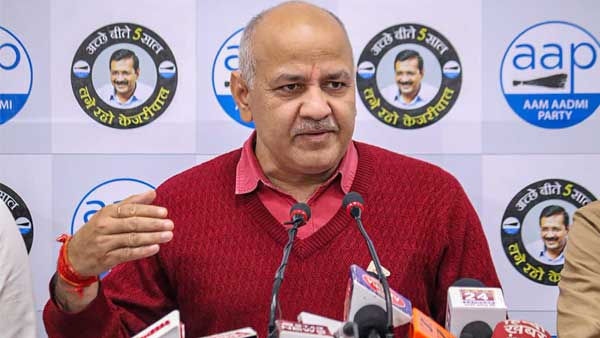 What CBI did is right: Manish Sisodia on officials arrest for bribe