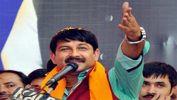Delhi Elections: 'Sixth sense' tells me BJP will win, says Manoj Tiwari