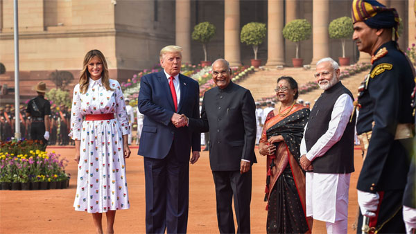 Continue to #BeBest: Melania Trump recalls India visit