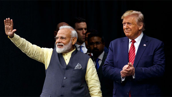 50k to be in attendance for 22 km Modi-Trump road show