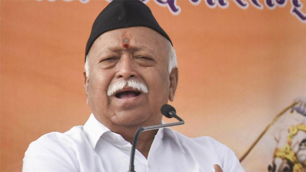 India needs to grow bigger than China in terms of shakti and vypati: Mohan Bhagwat