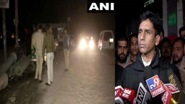 Volunteer accompanying AAP MLA Naresh Yadav shot dead in Delhi