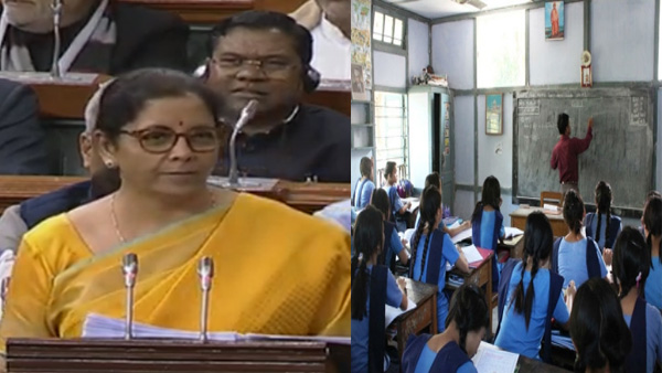 Budget 2020: Govt to bring new education policy, says Sitharaman