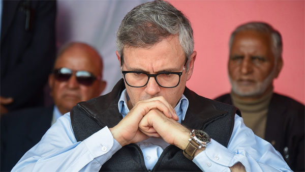 SC judge recuses from hearing Sara Pilots plea challenging detention of Omar Abdullah under PSA