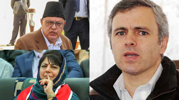 Omar's PSA dossier cites his remarks at internal party meet, Mehbooba's pro-separatist stand