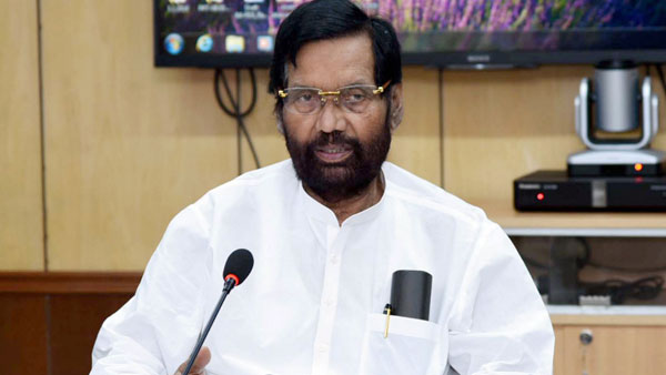 Our godowns have enough food grains for nine months: Paswan